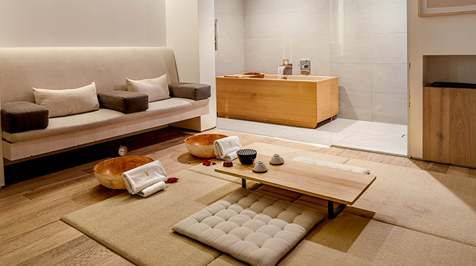 A treatment room at Tomoko Spa | Photo by Lexus Gallegos