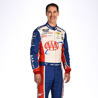 Portrait of Joey Logano