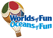 Worlds of Fun and Oceans of Fun logo