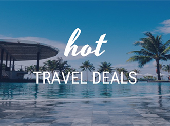 hot travel deals