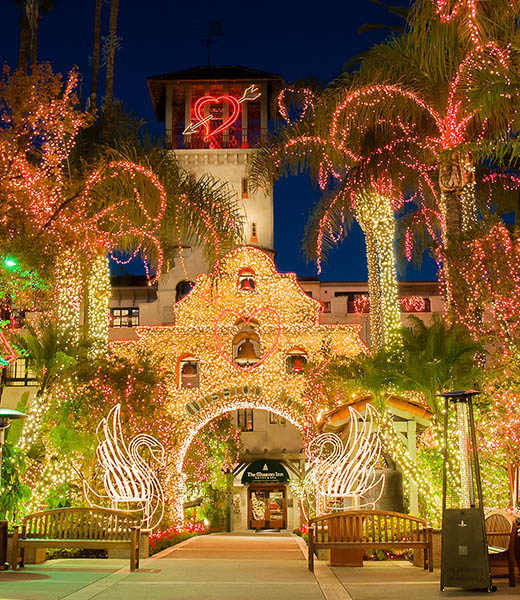 Photo courtesy of the Mission Inn Hotel and Spa